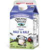 Organic Valley Half&Half Pint