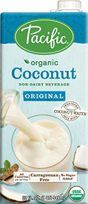 Pacific Foods Coconut Milk: Plain