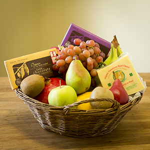 Laurelhurst Large Gift Basket